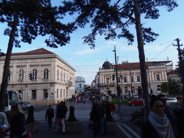 La via dello shopping Knez Mihailova