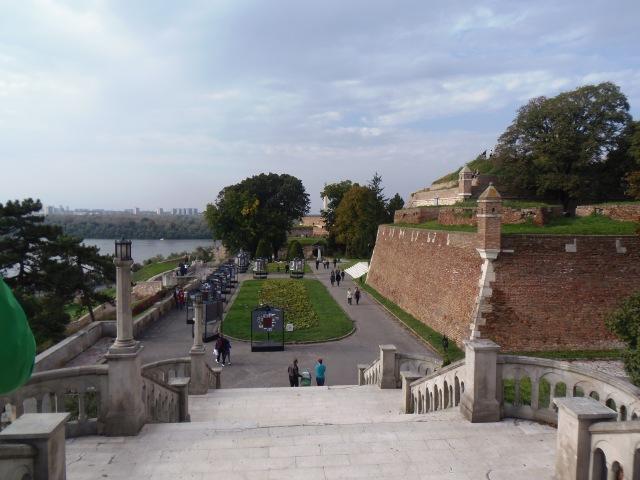 Parco  e Fortezza Kalemegdan
