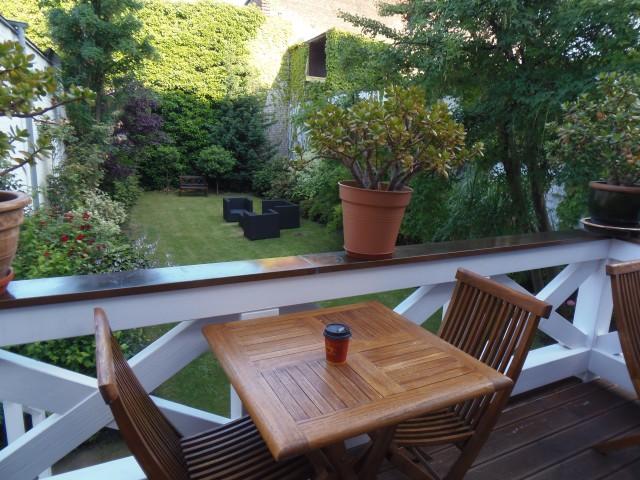 Sir & Lady Astor hotel - giardino e breakfast terrace