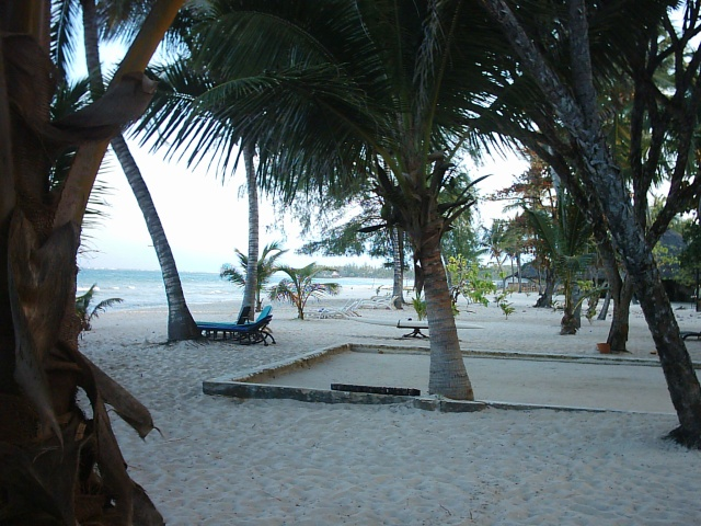 Tiwi Beach Resort