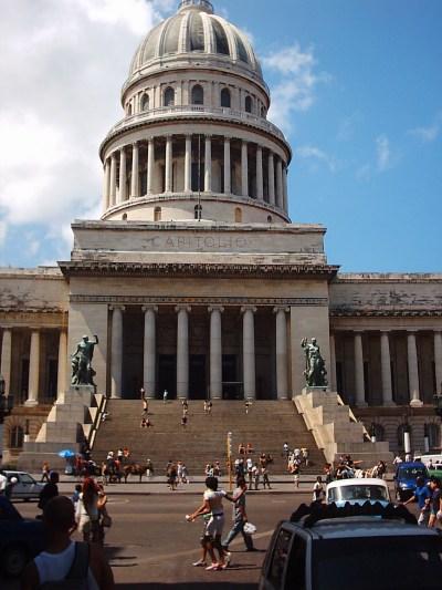 L'Avana - Capitolio