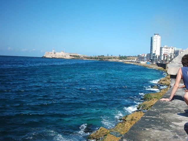 L'Avana - El Malecon