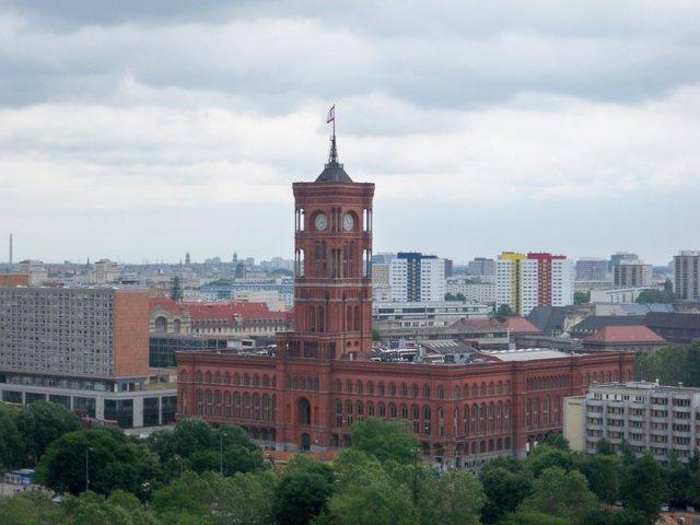 Rathaus - Municipio