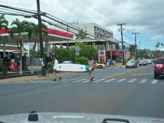 ... niente di più normale alle Hawaii :D