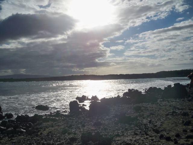 Makena - spiaggia di lava vulcanica