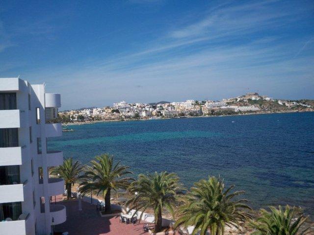vista di Ibiza