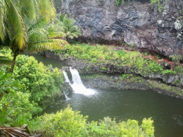 Haleakala National Park - le seven pools