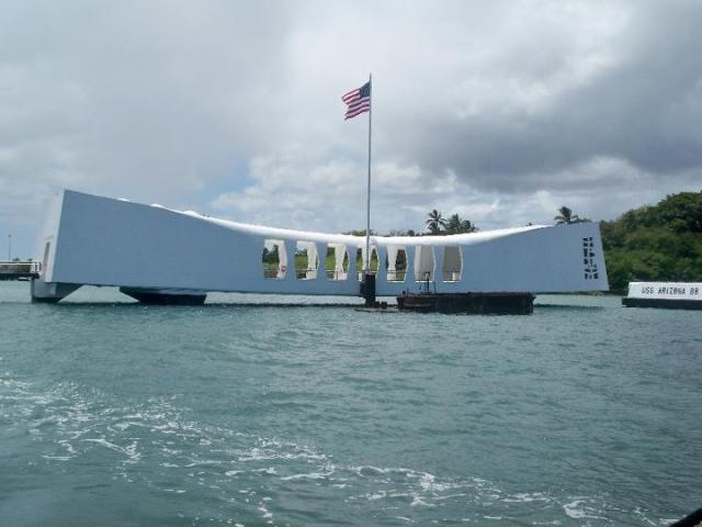 Pearl Harbor - Arizona Memorial