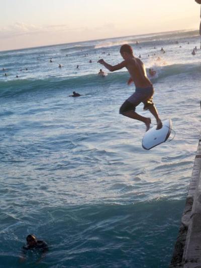 I surfisti.... quelli veri ;)