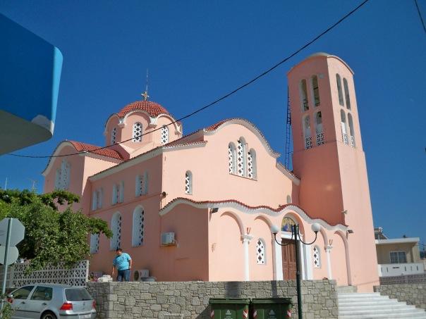 Kefalos - chiesa ortodossa