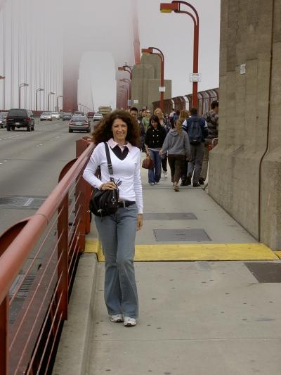 San Francisco - a passeggio sul Golden Gate