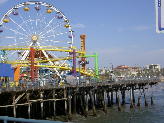 Santa Monica - Il Pier