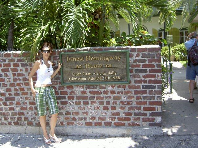 Key West - casa di Hemingway