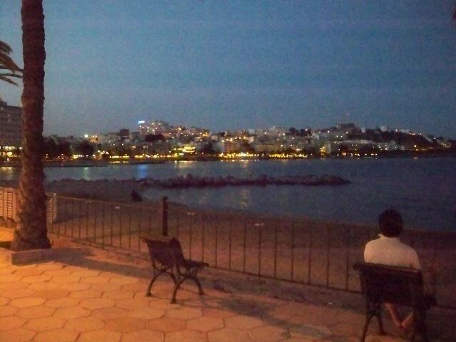 Le romantiche luci della città vecchia