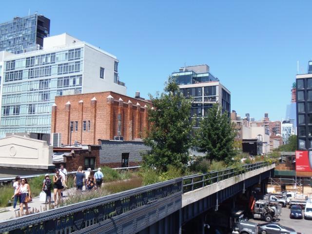 la High Line