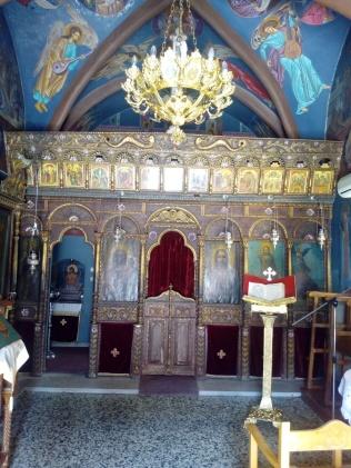 Chiesetta Ortodossa ad Haraki