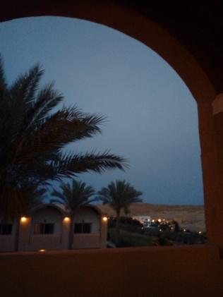le luci del deserto