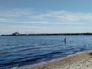 il Mar Baltico a Sopot